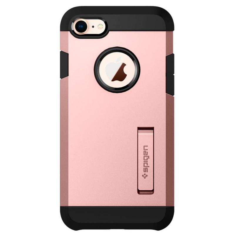 Spigen Tough Armor 2 iPhone 8/7 Hoesje Roze - 4