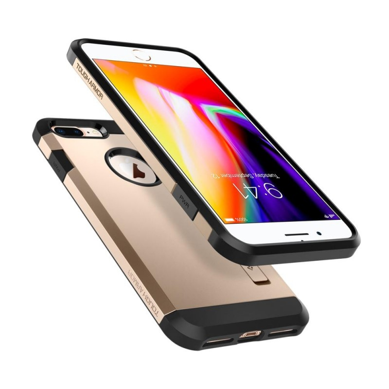 Spigen Tough Armor 2 iPhone 8 Plus/7 Plus Champagne - 3