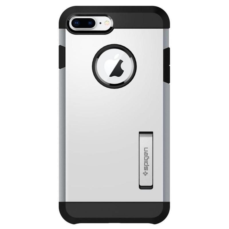 Spigen Tough Armor 2 iPhone 8 Plus/7 Plus Zilver - 5