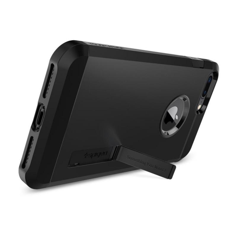 Spigen Tough Armor 2 iPhone 8 Plus/7 Plus Zwart - 4