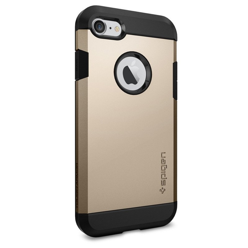 Spigen Tough Armor Case iPhone 7 Champagne Gold - 3