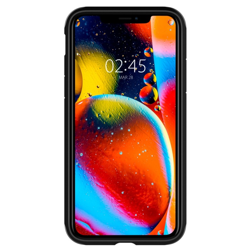 Spigen Tough Armor iPhone 11 Pro Max Hoesje Zwart - 7