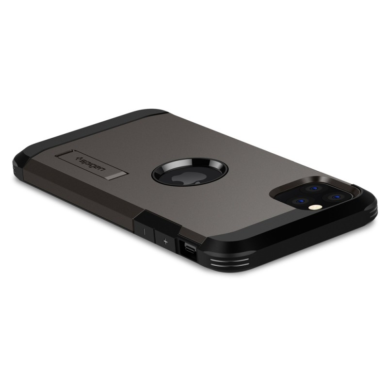 Spigen Tough Armor iPhone 11 Pro Max Hoesje Zwart - 4