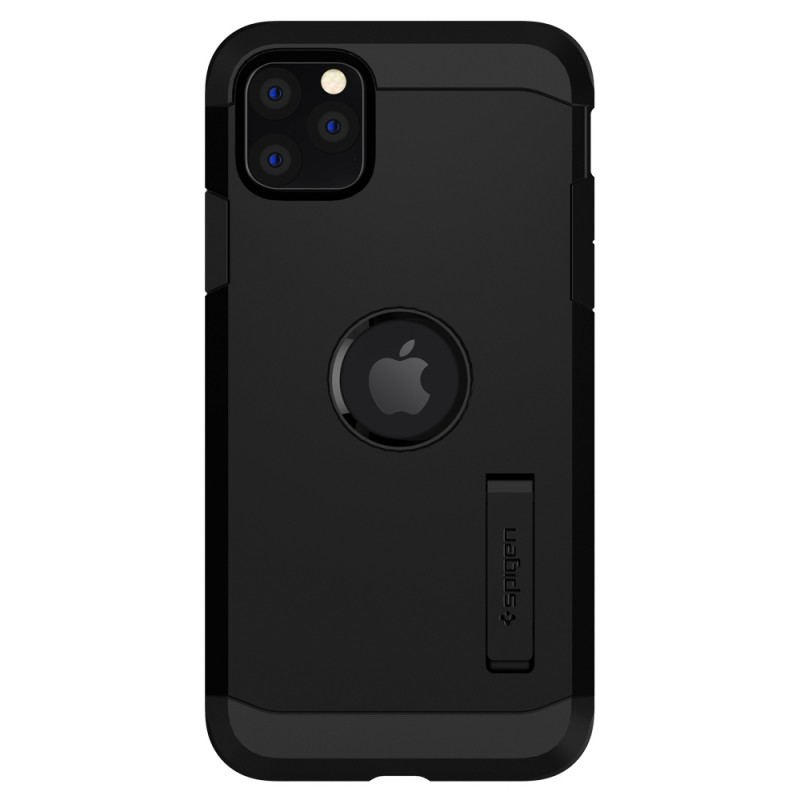 Spigen Tough Armor iPhone 11 Pro Max Hoesje Zwart - 1