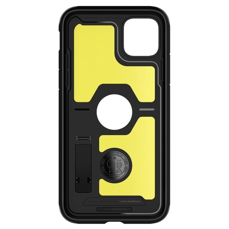 Spigen Tough Armor Case iPhone 11 Pro Zwart - 2