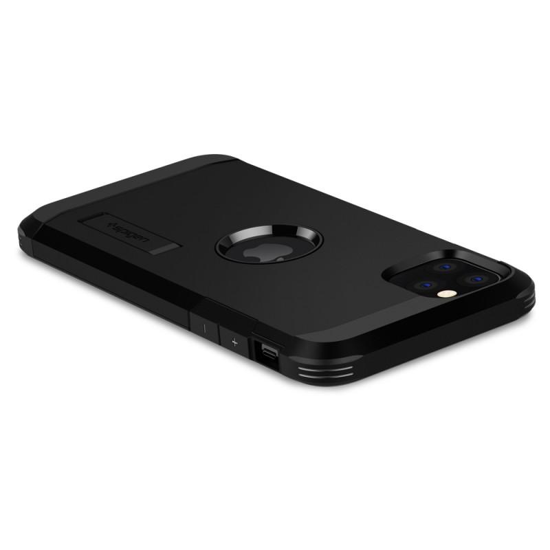 Spigen Tough Armor Case iPhone 11 Pro Zwart - 5