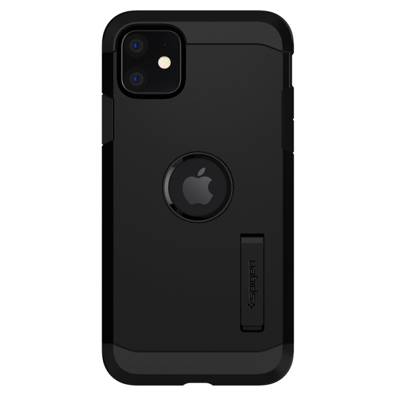 Spigen Tough Armor Case iPhone 11 Zwart - 1