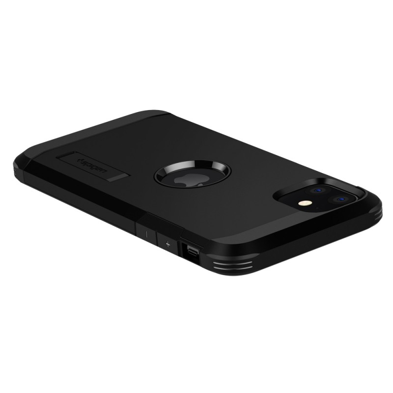 Spigen Tough Armor Case iPhone 11 Zwart - 2