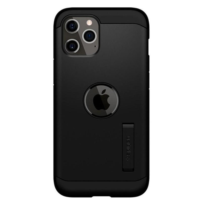 Spigen - Tough Armor iPhone 12 / iPhone 12 Pro 6.1 inch zwart 06
