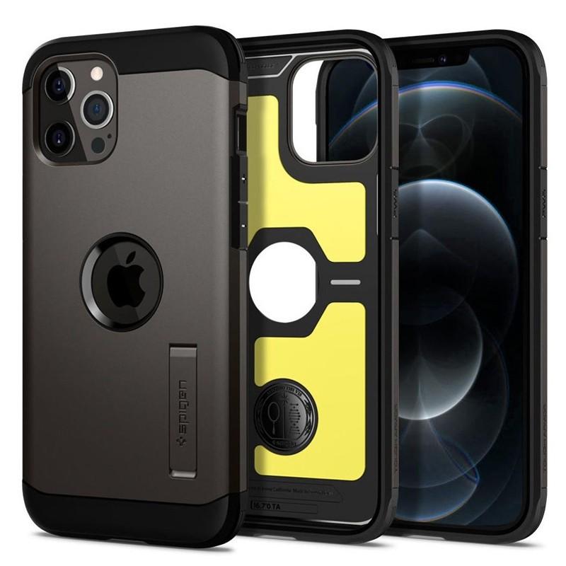 Spigen - Tough Armor iPhone 12 Pro Max 6.7 inch 01