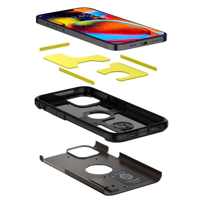 Spigen - Tough Armor iPhone 12 Pro Max 6.7 inch 03