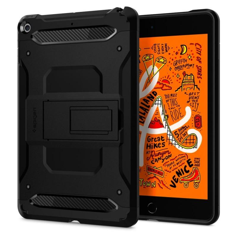 Spigen Tough Armor TECH iPad Mini 5 Zwart - 1