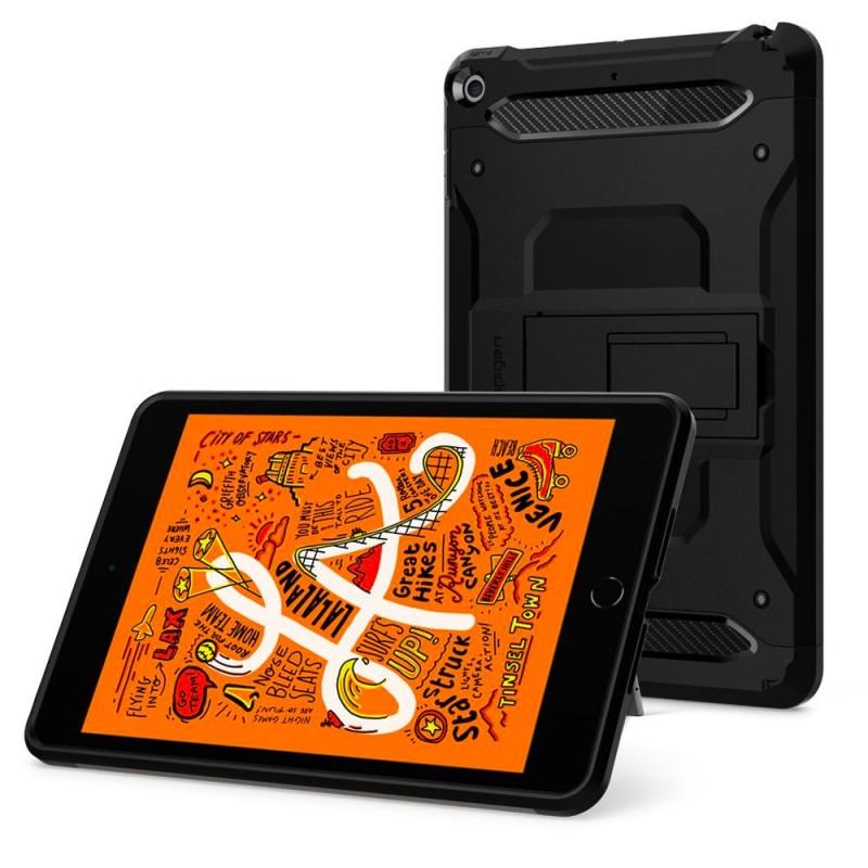 Spigen Tough Armor TECH iPad Mini 5 Zwart - 4