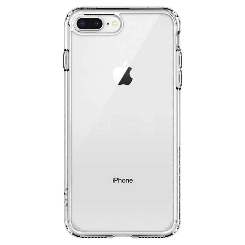 Spigen Ultra Hybrid 2 Case  iPhone 8 Plus/7 Plus Transparant - 6