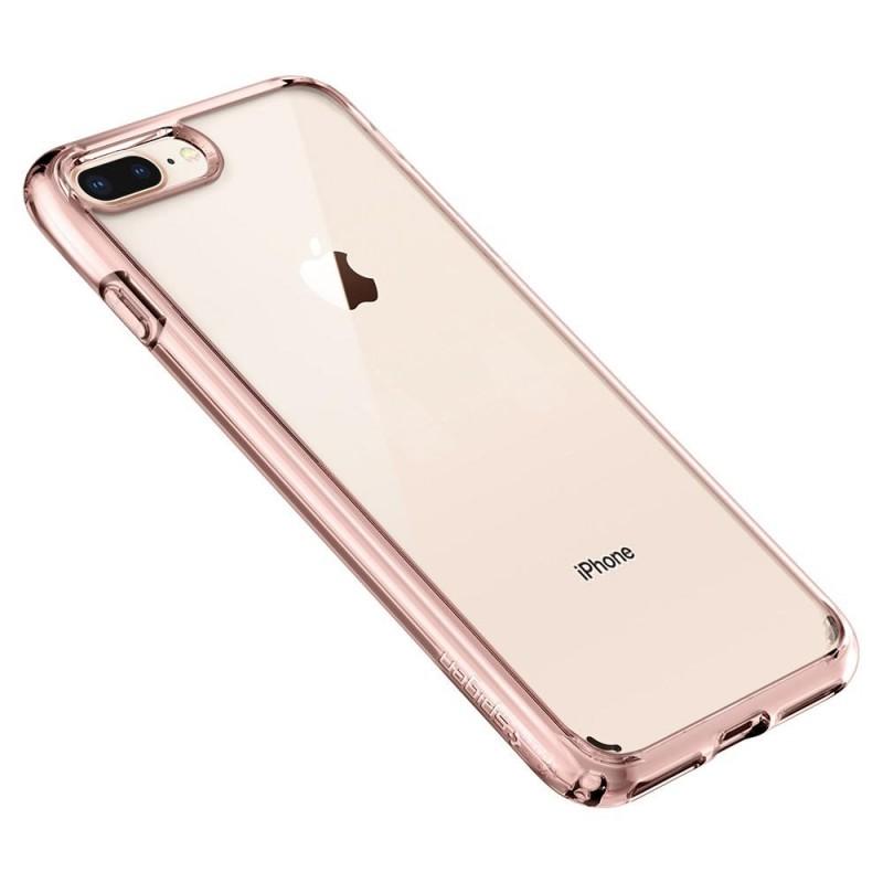 Spigen Ultra Hybrid 2 Case  iPhone 8 Plus/7 Plus Rose Crystal - 2