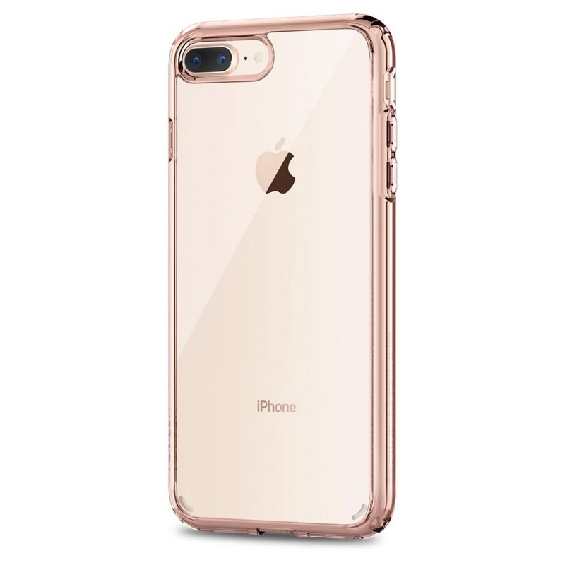 Spigen Ultra Hybrid 2 Case  iPhone 8 Plus/7 Plus Rose Crystal - 4