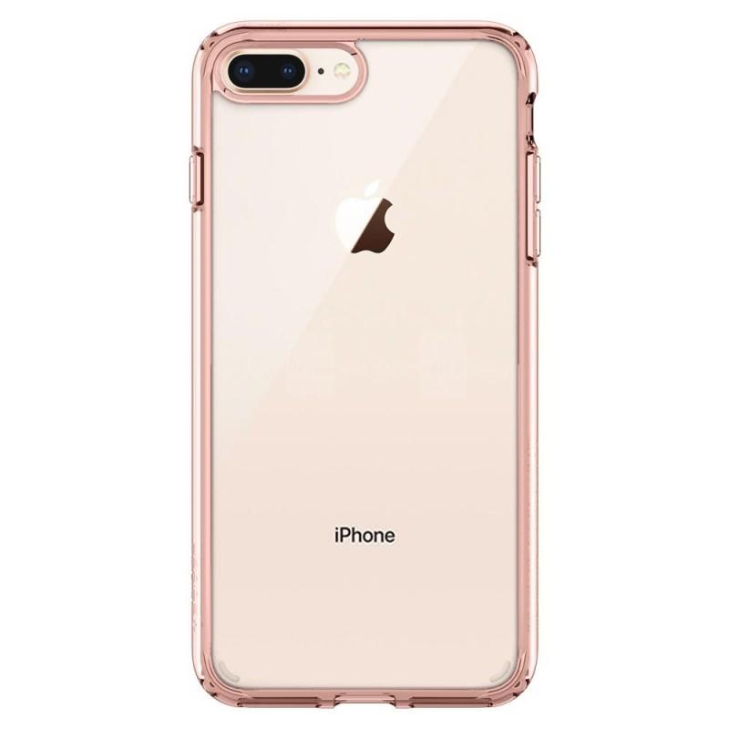 Spigen Ultra Hybrid 2 Case  iPhone 8 Plus/7 Plus Rose Crystal - 5
