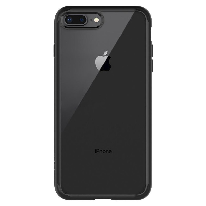 Spigen Ultra Hybrid 2 Case iPhone 8 Plus/7 Plus Zwart - 5