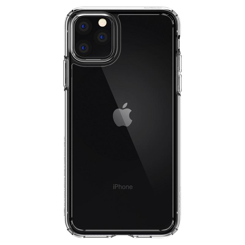 Spigen Ultra Hybrid iPhone 11 Pro Max Transparant - 3