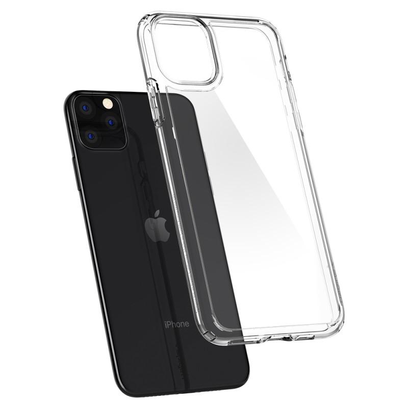 Spigen Ultra Hybrid iPhone 11 Pro Max Transparant - 5
