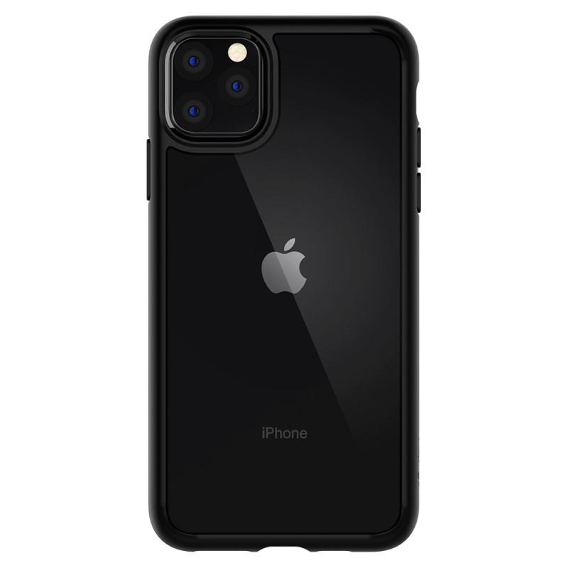 Spigen Ultra Hybrid iPhone 11 Pro Max Zwart - 2