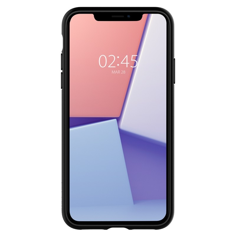 Spigen Ultra Hybrid Case iPhone 11 Pro Zwart - 4