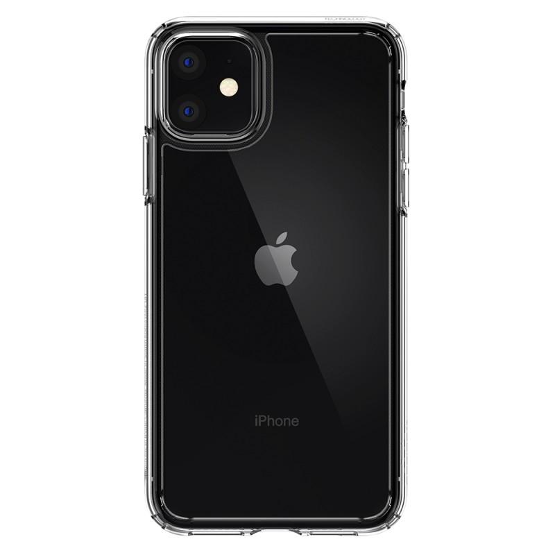 Spigen Ultra Hybrid Case iPhone 11 Transparant - 2