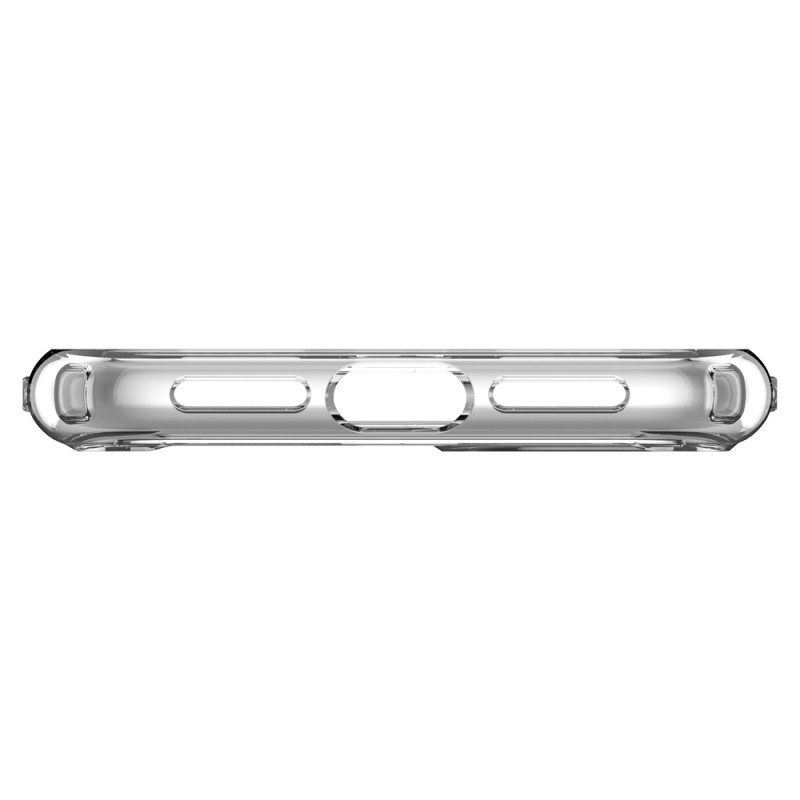 Spigen Ultra Hybrid Case iPhone 11 Transparant - 5