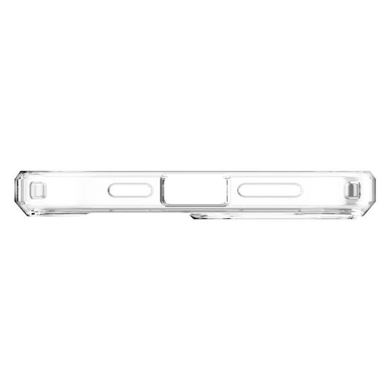 Spigen - Ultra Hybrid iPhone 12 / iPhone 12 Pro 6.1 inch transparant 07