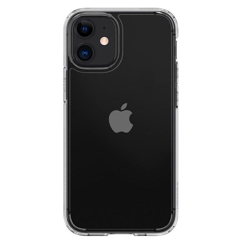 Spigen - Ultra Hybrid iPhone 12 Mini 5.4 inch transparant 02