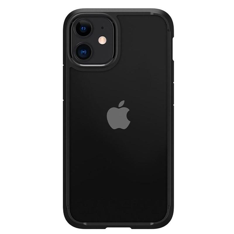 Spigen - Ultra Hybrid iPhone 12 Mini 5.4 inch zwart 02