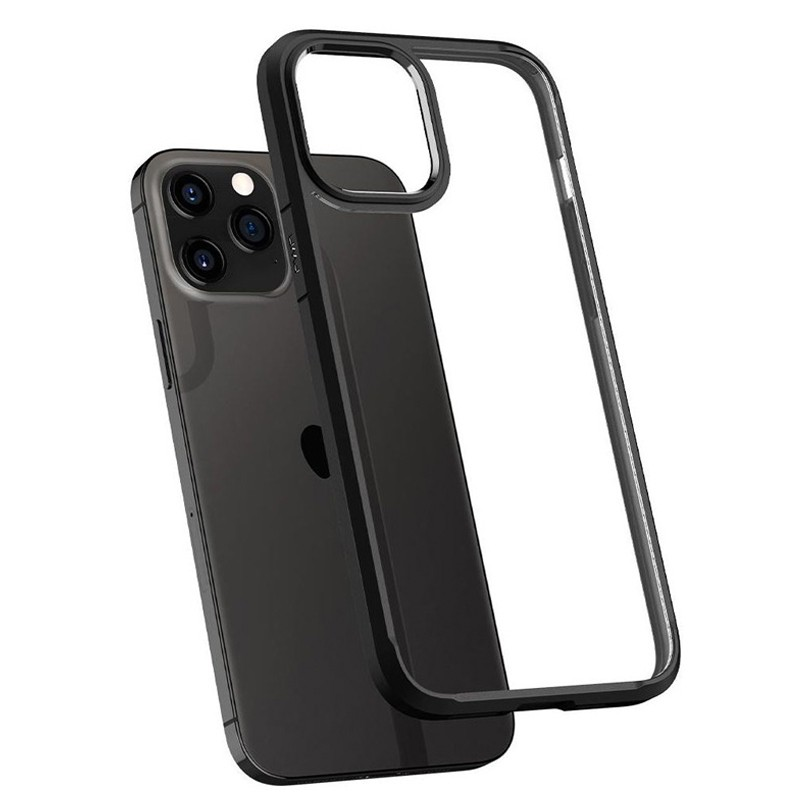 Spigen - Ultra Hybrid iPhone 12 Pro Max 6.7 inch 02
