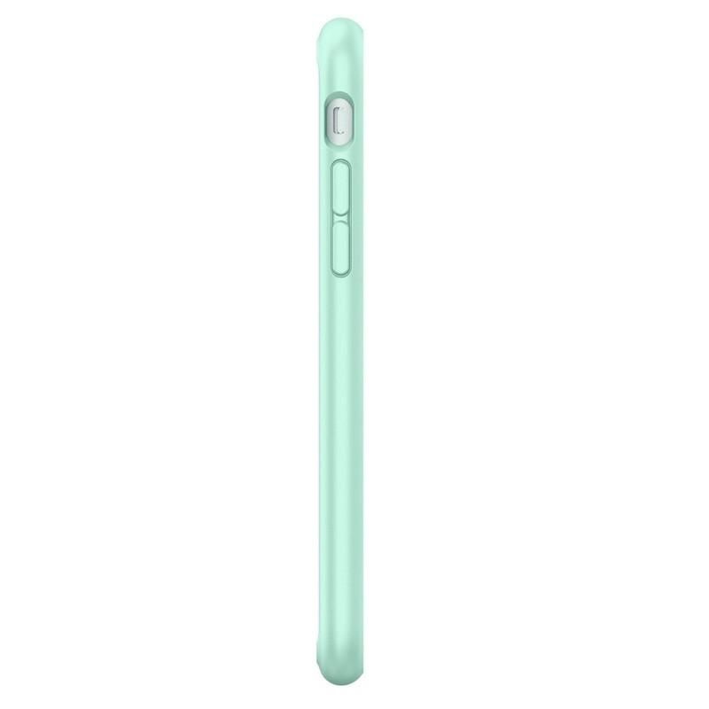 Spigen Ultra Hybrid iPhone 7 Mint Green/Clear - 5
