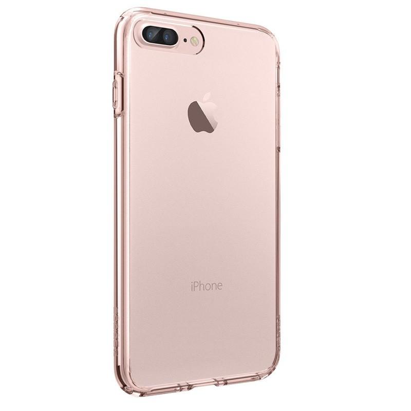 Spigen Ultra Hybrid iPhone 7 Plus Rose Gold/Clear - 6