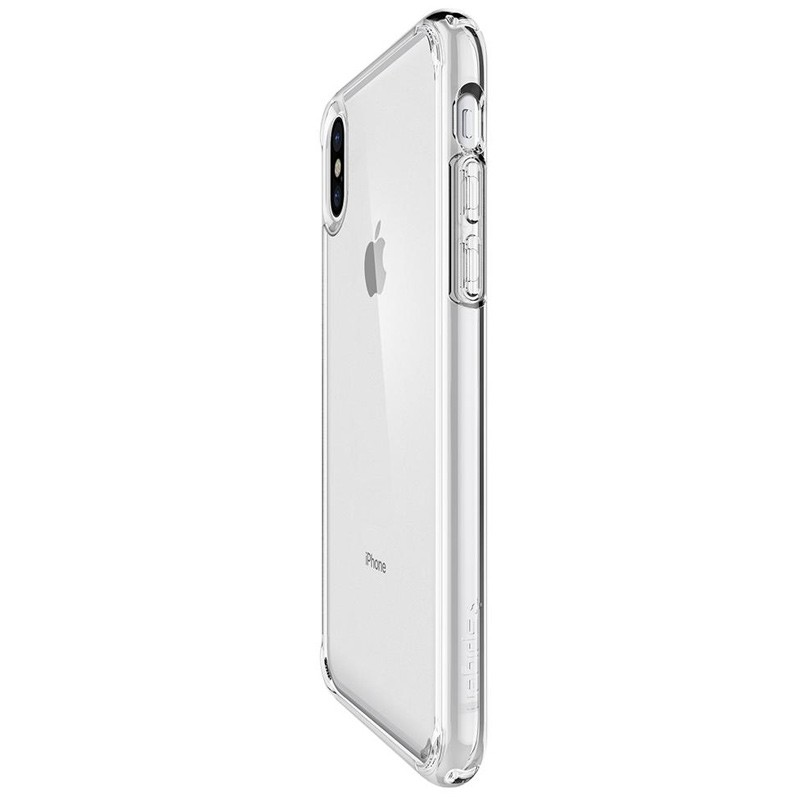 Spigen - Ultra Hybrid iPhone X/Xs Hoesje Clear 06