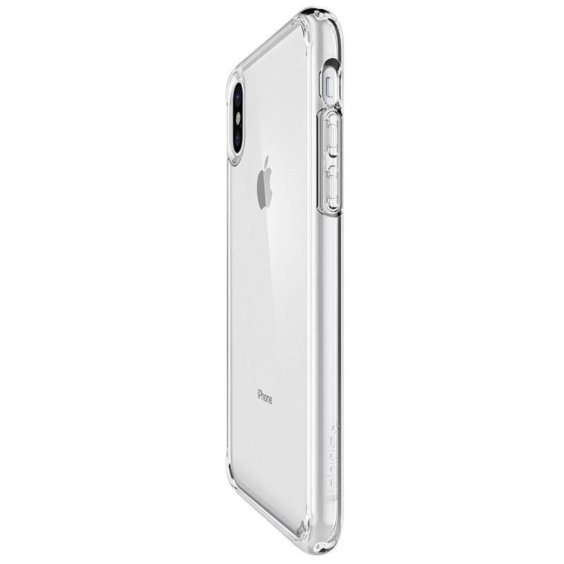 Spigen - Ultra Hybrid iPhone X/Xs Hoesje Clear 06