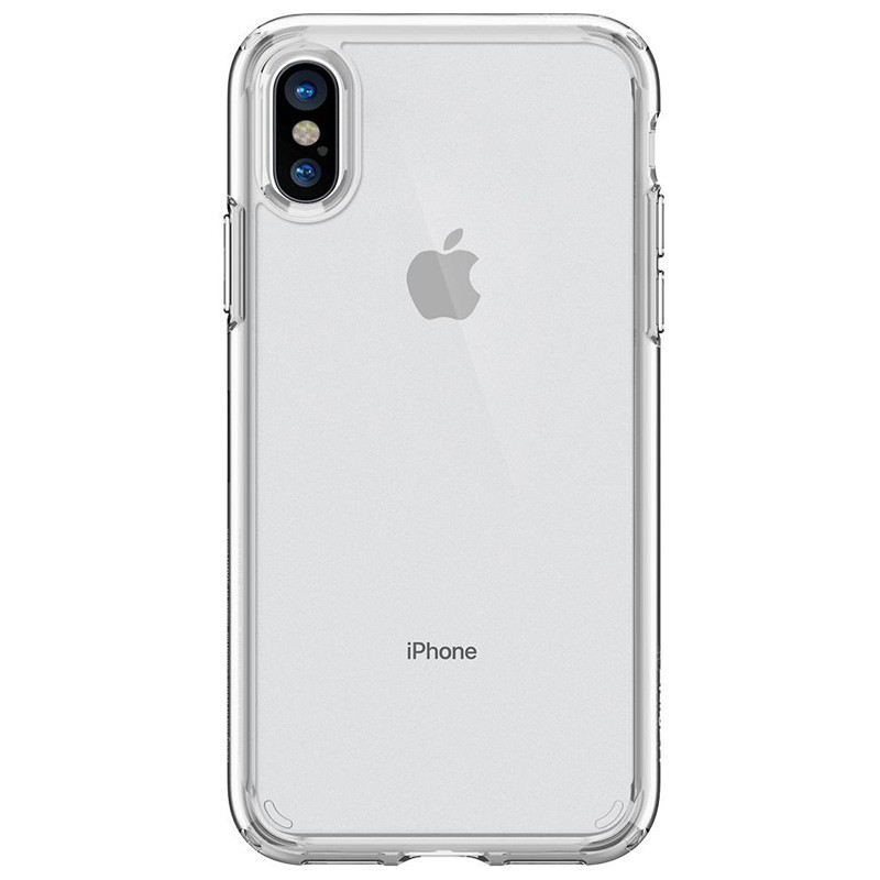 Spigen - Ultra Hybrid iPhone X/Xs Hoesje Clear 04