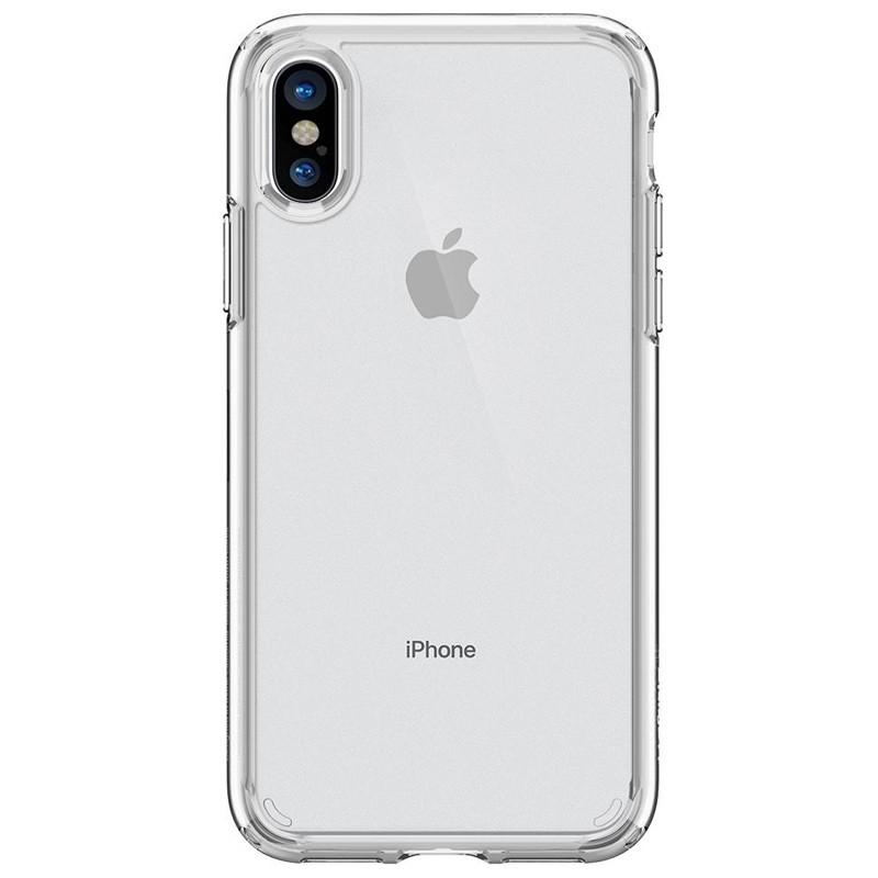 Spigen - Ultra Hybrid iPhone X/Xs Hoesje Clear 04