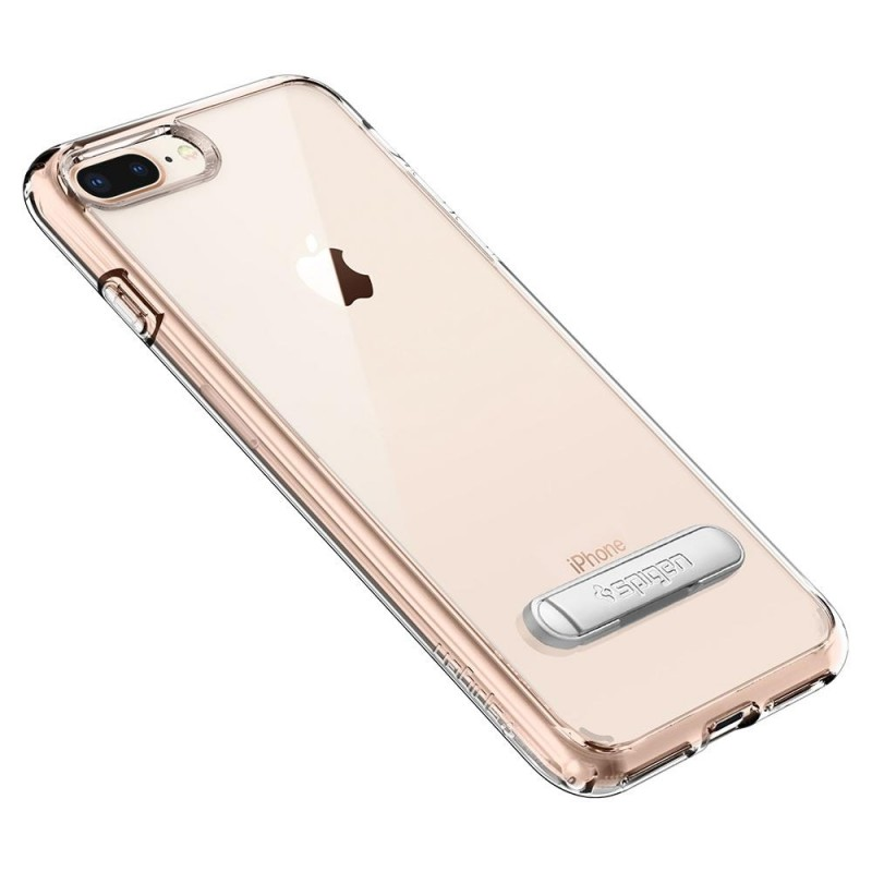Spigen Ultra Hybrid S Case iPhone 8 Plus/7 Plus Transparant - 3