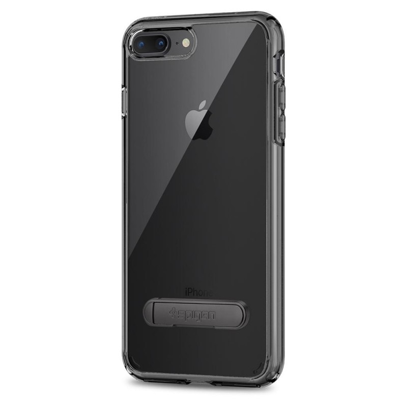 Spigen Ultra Hybrid S Case iPhone 8 Plus/7 Plus Zwart - 6
