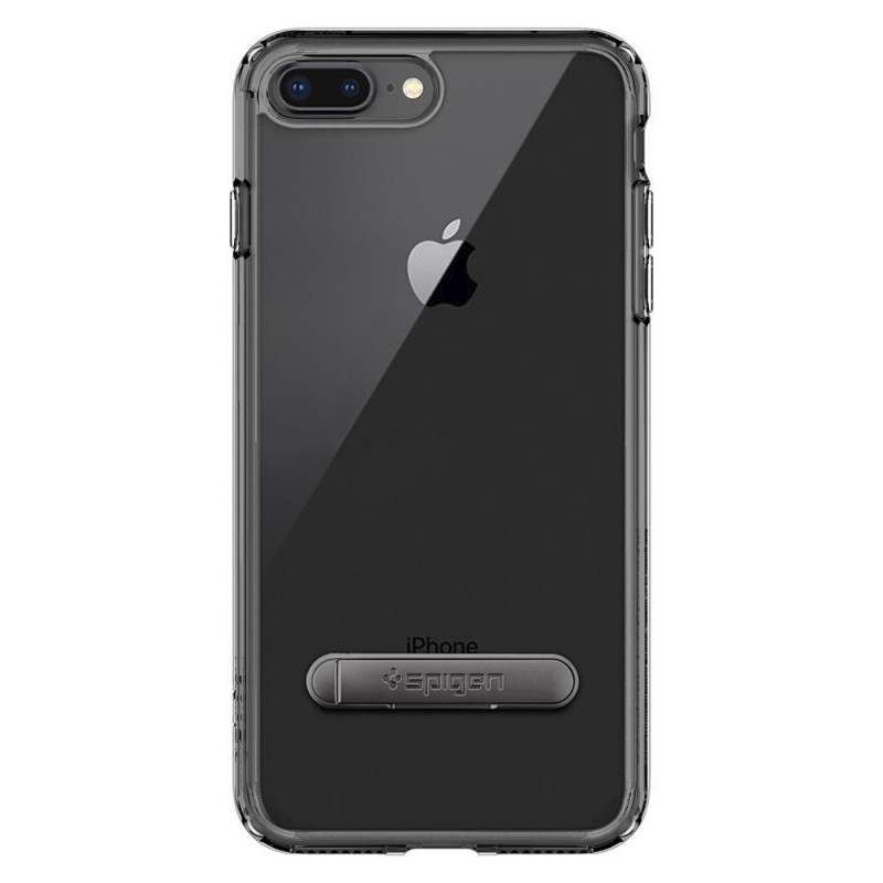 Spigen Ultra Hybrid S Case iPhone 8 Plus/7 Plus Zwart - 5