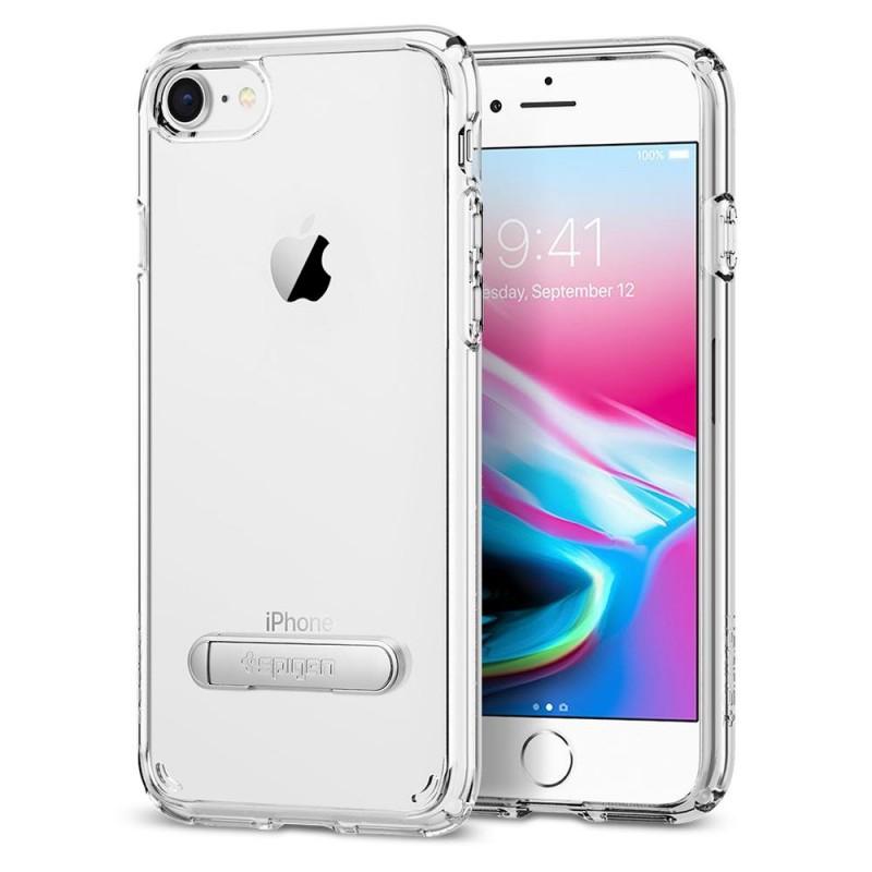 Spigen Ultra Hybrid S Case Phone 8/7 Goud - 1