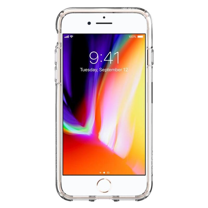 Spigen Ultra Hybrid S Case Phone 8/7 Goud - 4