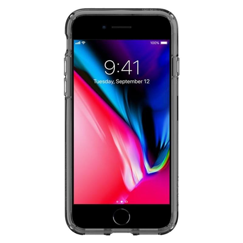 Spigen Ultra Hybrid S Case Phone 8/7 Zwart - 2