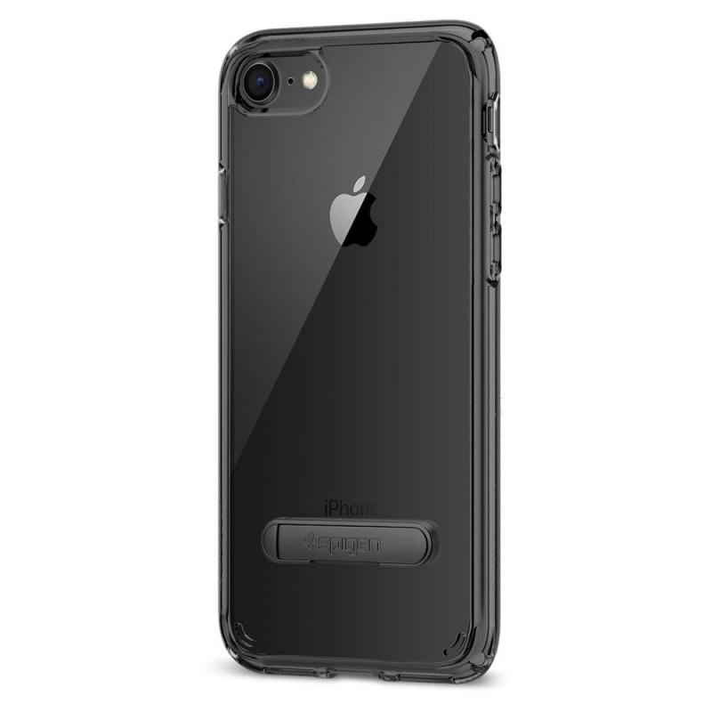 Spigen Ultra Hybrid S Case Phone 8/7 Zwart - 5