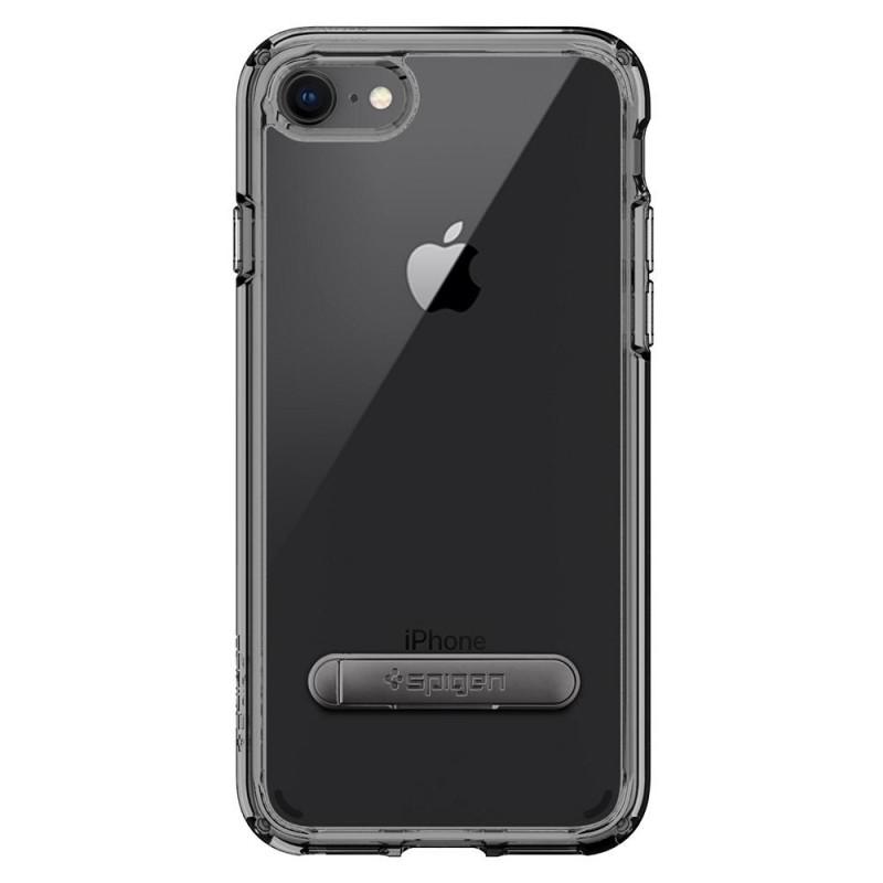 Spigen Ultra Hybrid S Case Phone 8/7 Zwart - 6