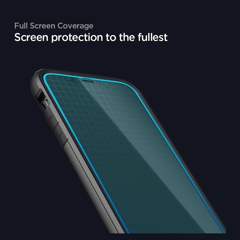 Spigen Glass tR HD iPhone 12 Pro Max 2 Pack 02