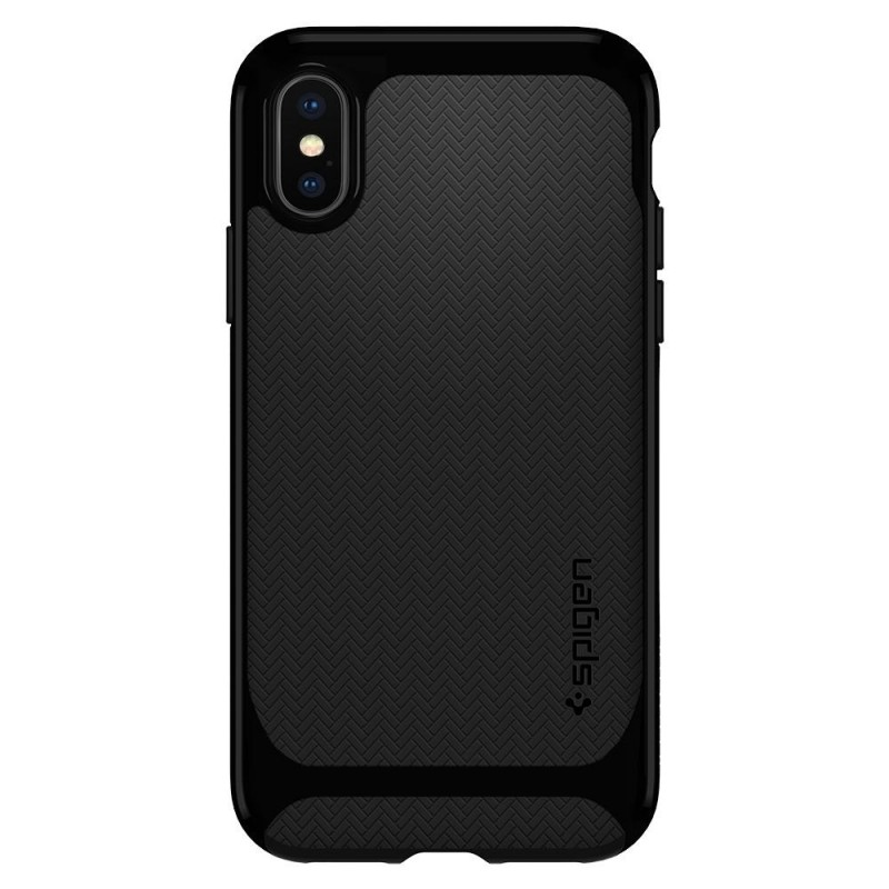 Spigen Neo Hybrid iPhone X/Xs Jet Black - 6