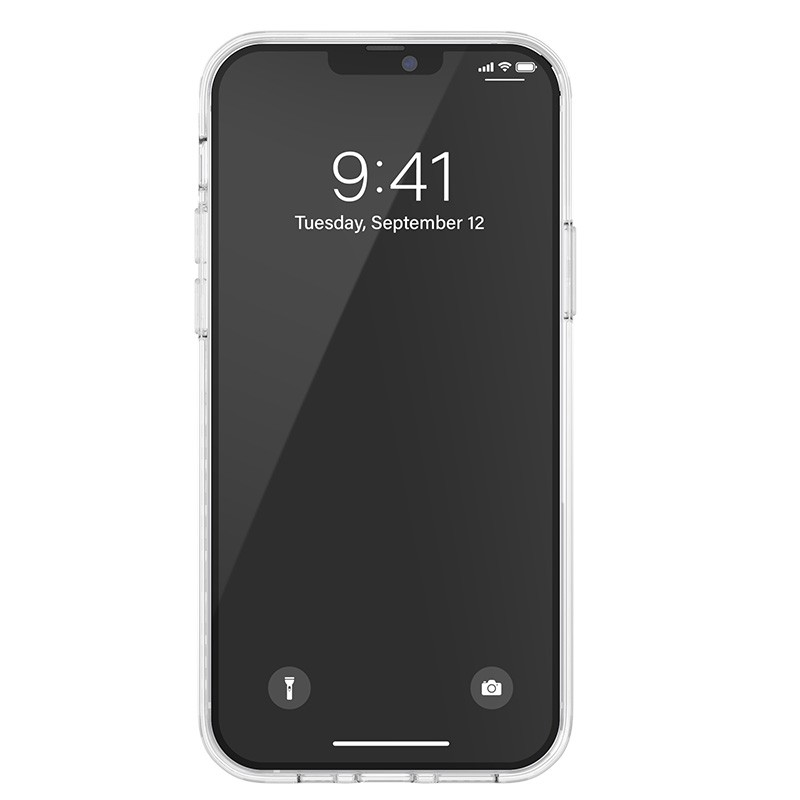 Superdry Snap Case Clear iPhone 12 Pro Max wht/clr 05
