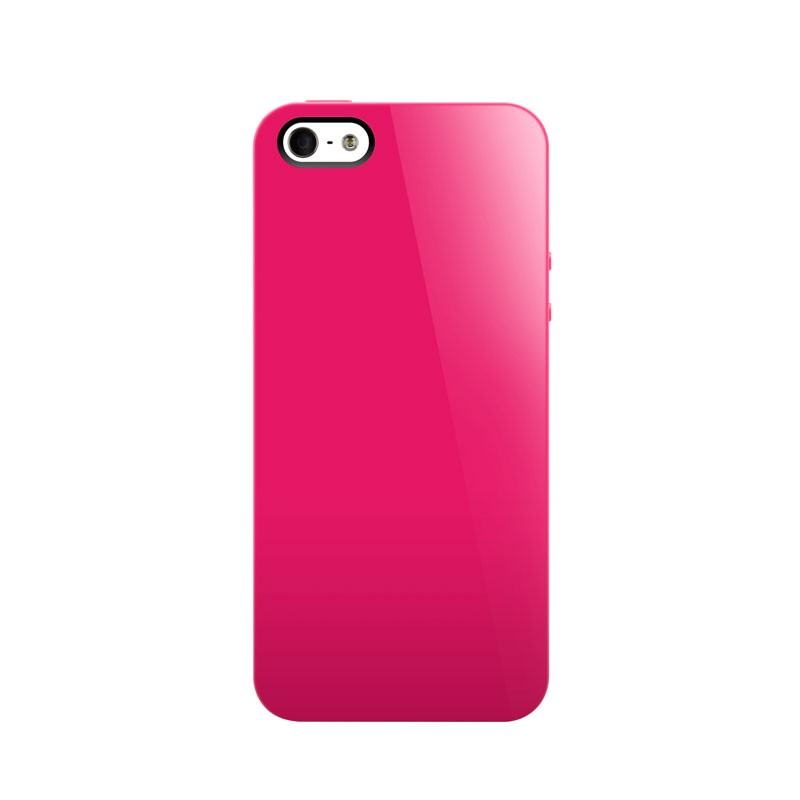 Switcheasy Nude iPhone 5 (fuchsia pink) 02